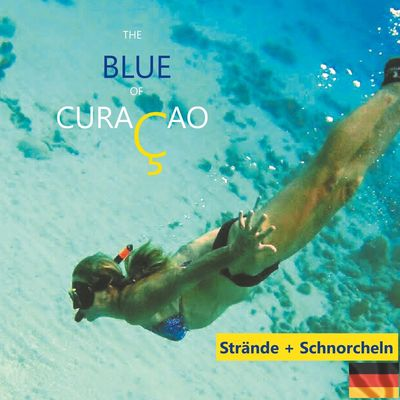 The Blue of Curacao