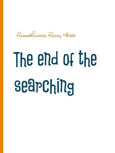 The end of the searching