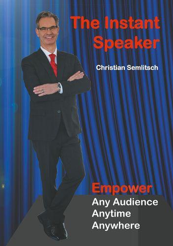 The Instant Speaker