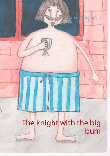 The knight with the big bum