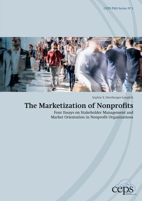 The Marketization of Nonprofits