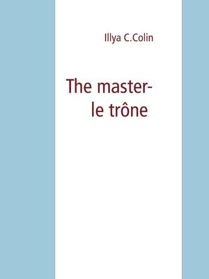 The master- le trône