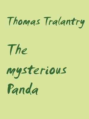 The mysterious Panda