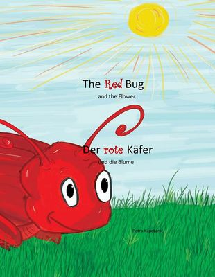 The Red Bug And The Flower