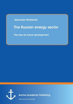 The Russian energy sector: The way for future development