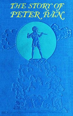 The story of Peter Pan (Notizbuch)