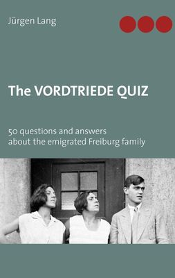 The Vordtriede Quiz