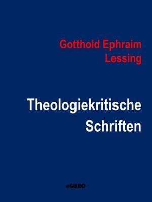 Theologiekritische Schriften