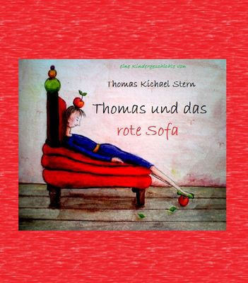 Thomas und das rote Sofa
