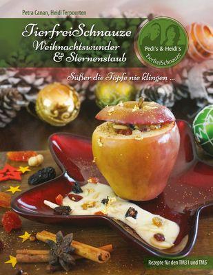 TierfreiSchnauze - Weihnachtswunder & Sternenstaub (Ringbuch)