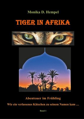 Tiger in Afrika