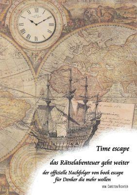 Time escape - das Rätselabenteuer geht weiter