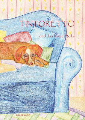 TINTORETTO und das blaue Sofa