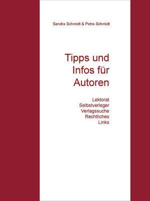 Tipps und Infos für Autoren