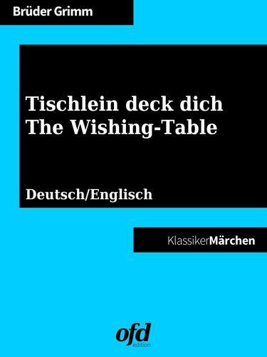 Tischlein deck dich - The Wishing-Table