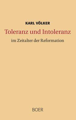 Toleranz und Intoleranz