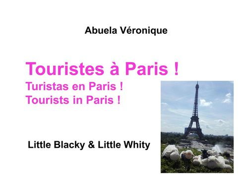 Touristes à Paris !