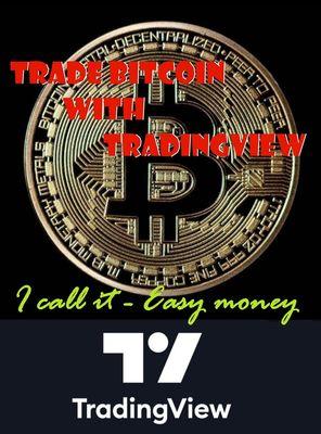 Trade bitcoin with Tradingview