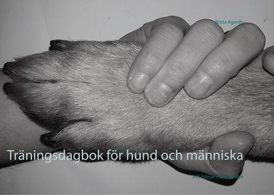 Träningsdagbok för hund och människa