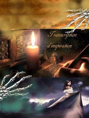 Transcription d'inspiration