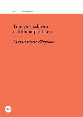 Transportsektorn och klimatpolitiken