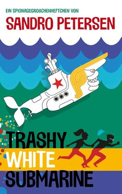 Trashy White Submarine