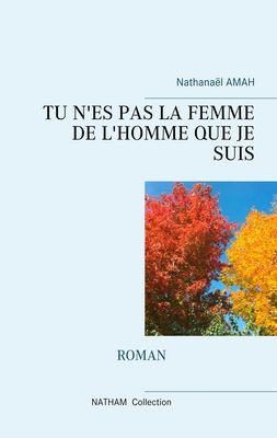 TU N'ES PAS LA FEMME DE L'HOMME QUE JE SUIS
