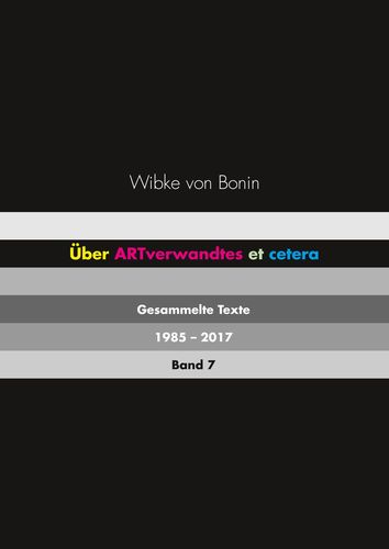 Über ARTverwandtes et cetera Band 7