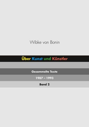 Über Kunst und Künstler Band 2