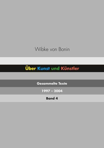 Über Kunst und Künstler Band 4