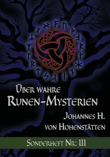 Über wahre Runen-Mysterien: III