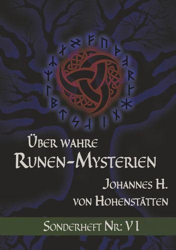 Über wahre Runen-Mysterien: VI