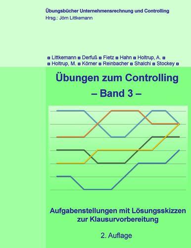 Übungen zum Controlling - Band 3