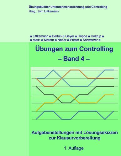 Übungen zum Controlling - Band 4