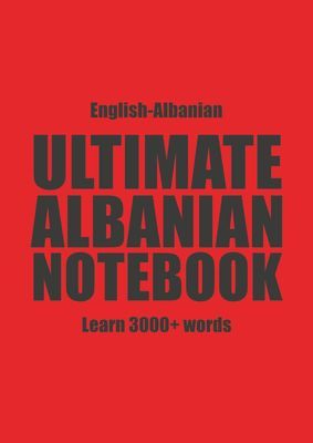 Ultimate Albanian Notebook