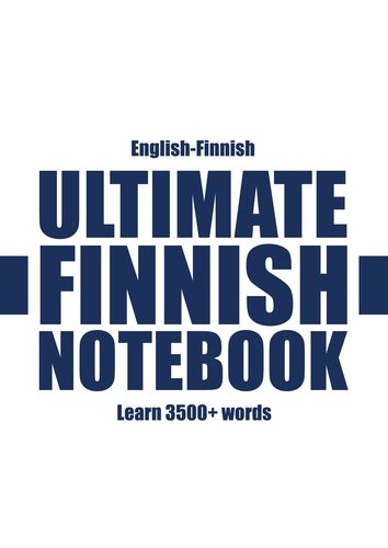 Ultimate Finnish Notebook