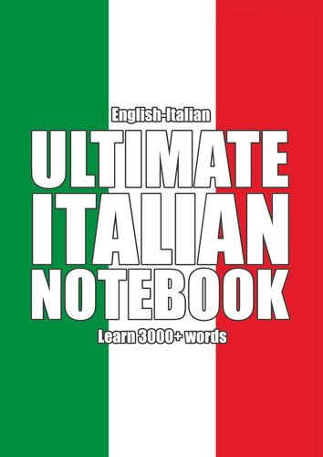 Ultimate Italian Notebook