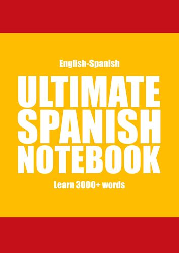 Ultimate Spanish Notebook