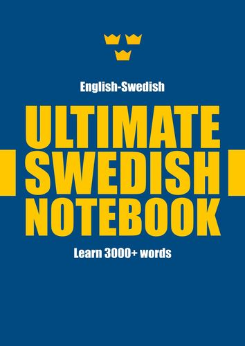 Ultimate Swedish Notebook