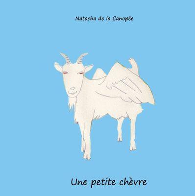 Une petite chèvre