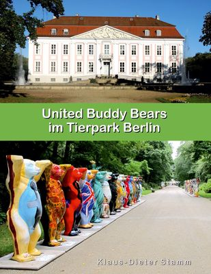 United Buddy Bears im Tierpark Berlin