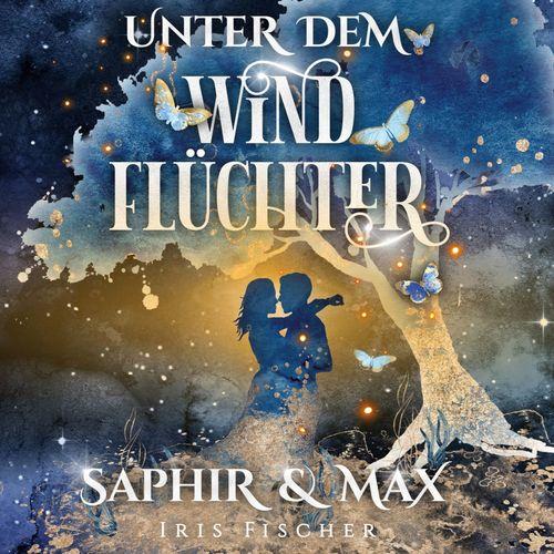 Unter dem Windflüchter - Saphir und Max