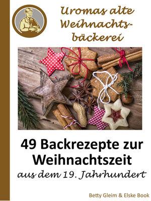 Uromas alte Weihnachtsbäckerei