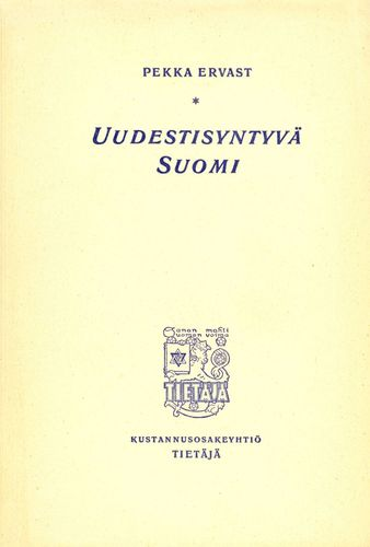 Uudestisyntyvä Suomi