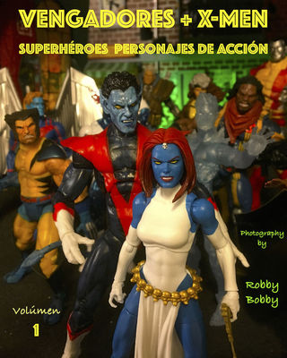 Vengadores + X-Men