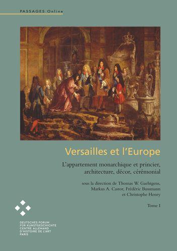 Versailles et l'Europe