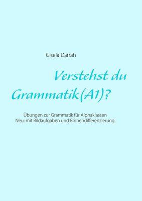 Verstehst du Grammatik? (A1)