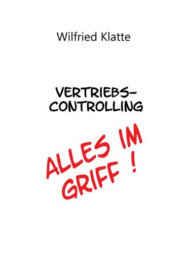 Vertriebscontrolling