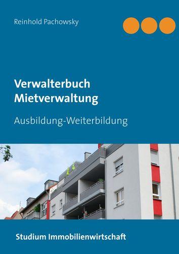 Verwalterbuch Mietverwaltung