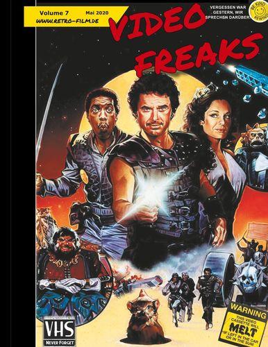 Video Freaks Volume 7